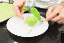 Making of : Le Citron vert du Meurice