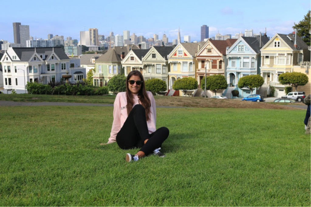 San Francisco, Painted Houses