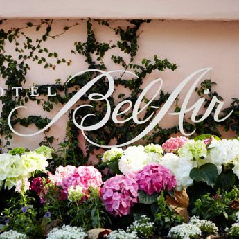 Hotel Bel Air, Breakfast, Los Angeles, Etats-Unis