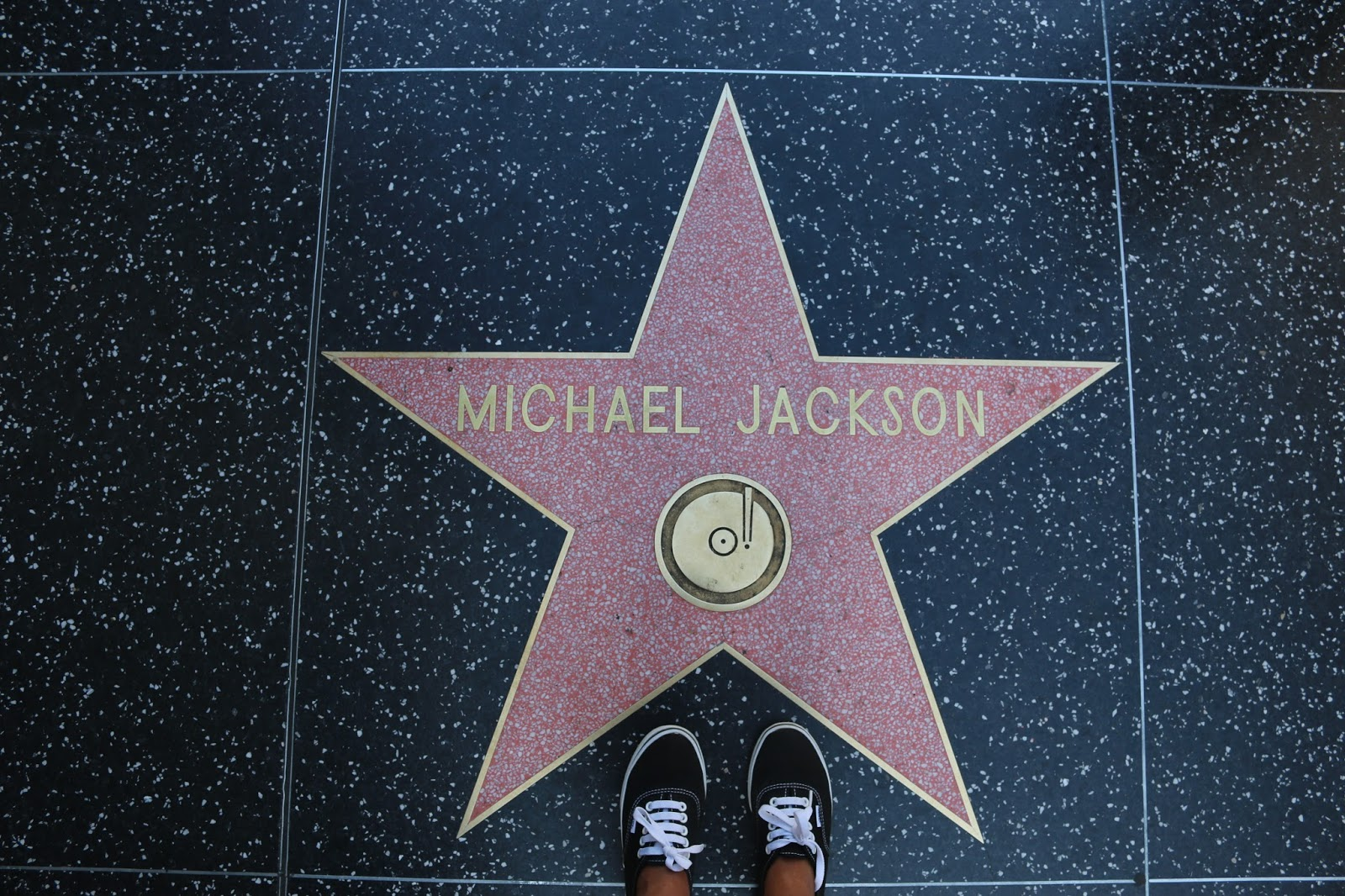 Los Angeles, Hollywood, Californie, Walk of Fame