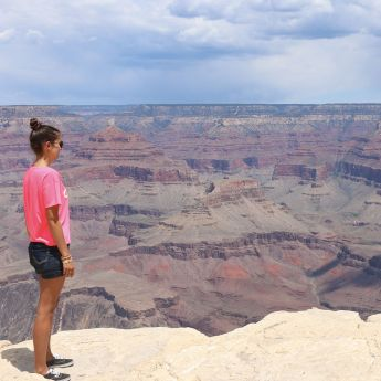Grand Canyon, Etats-Unis, USA, Road Trip
