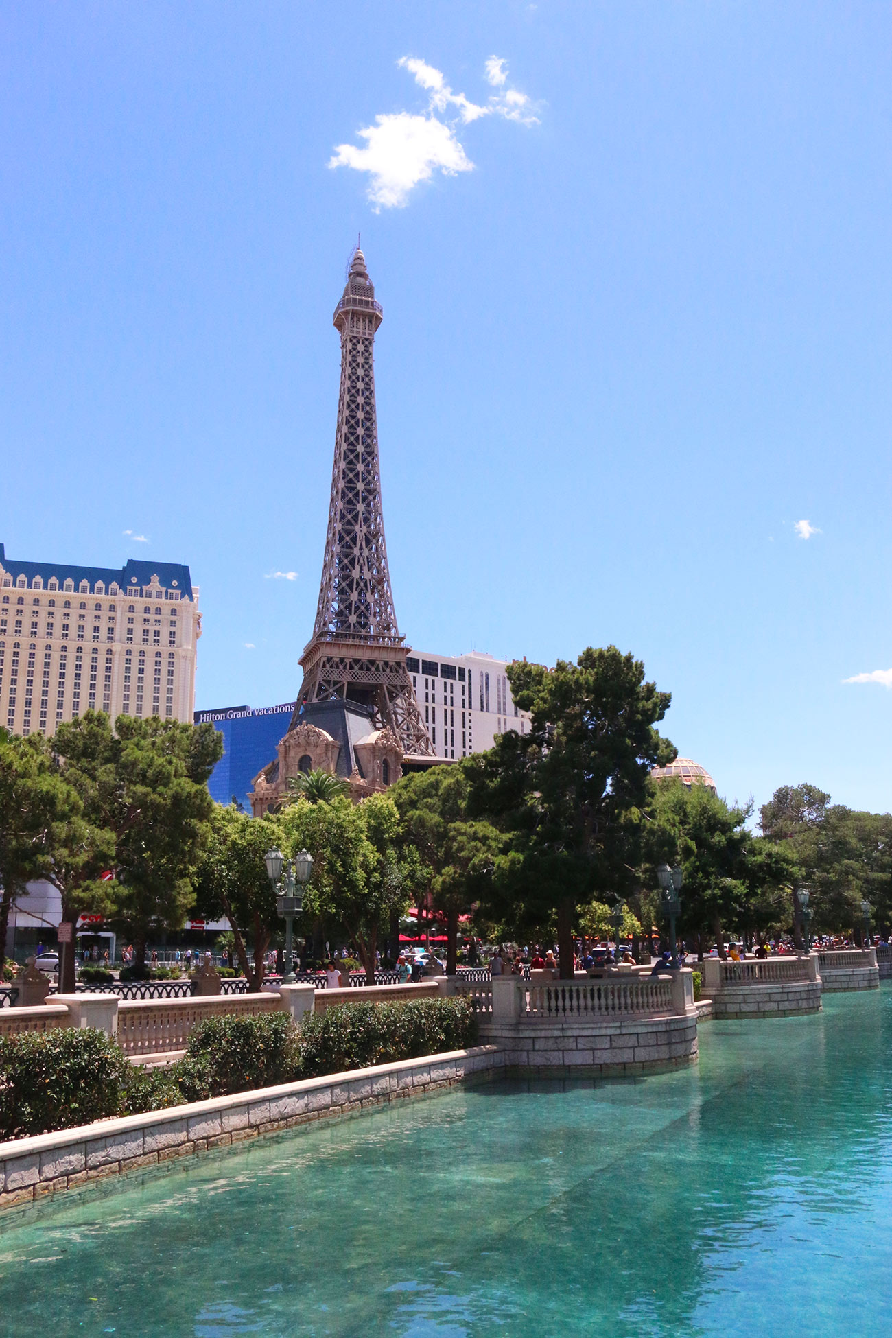 Las Vegas, Etats-Unis, USA, Road Trip, Hôtel Paris