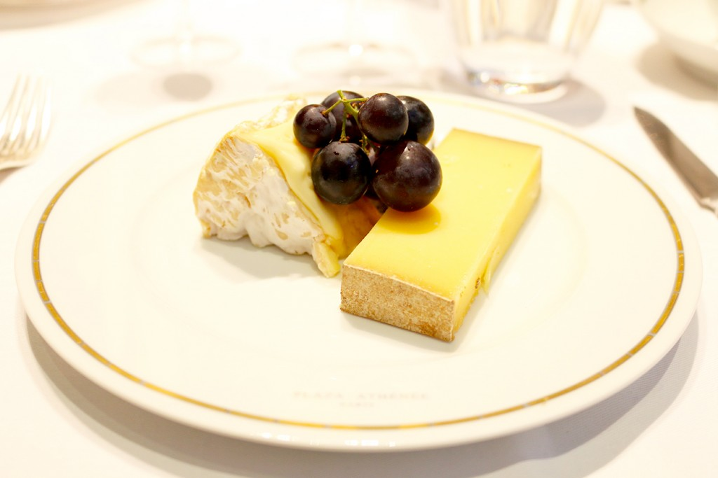 Plaza Athénée, Paris, Brunch, Fromages