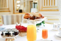 Breakfast @ The Peninsula Paris