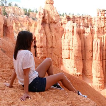 Bryce Canyon, Etats-Unis, Road Trip