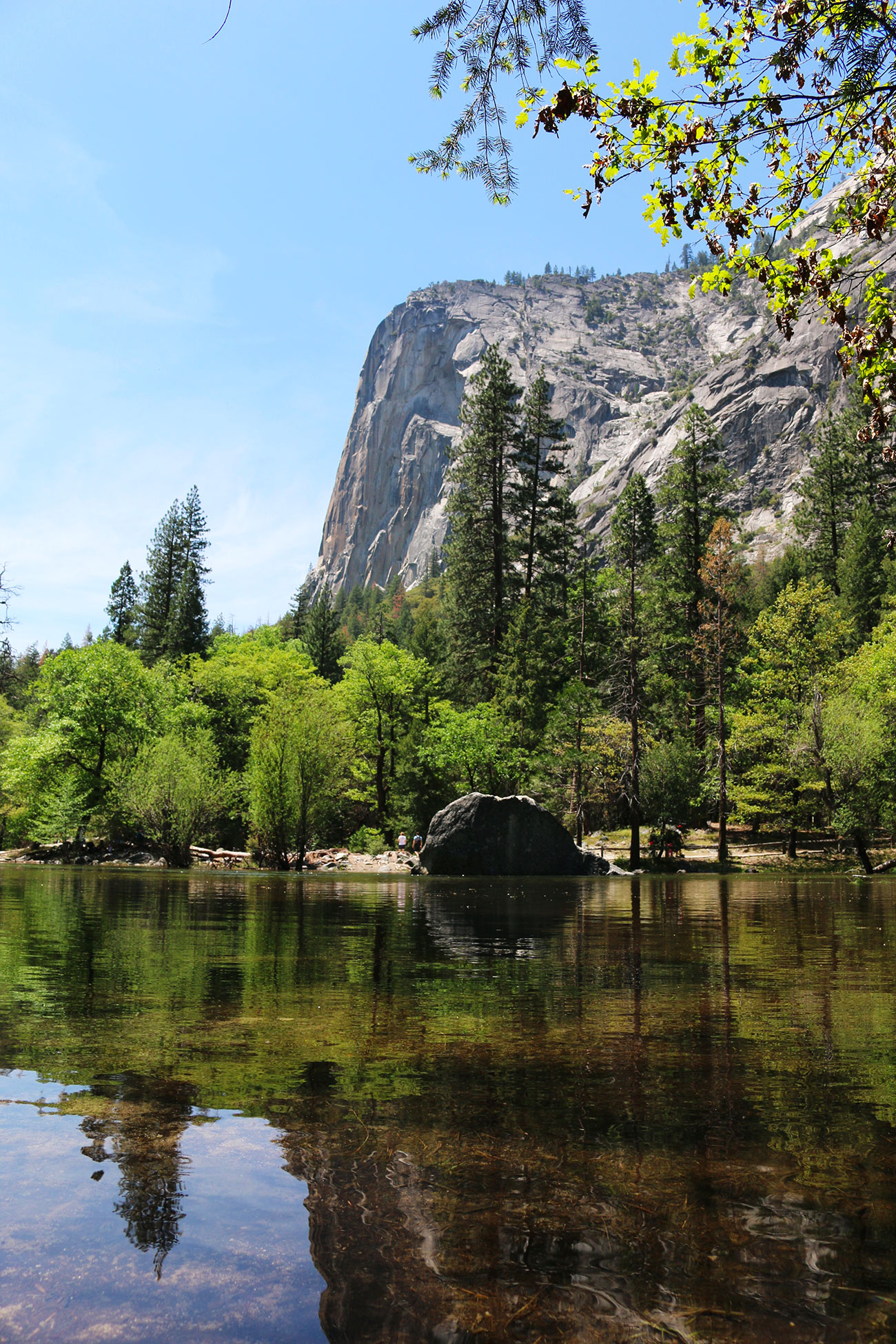 Yosemite National Park, Etats-Unis, USA, Road Trip