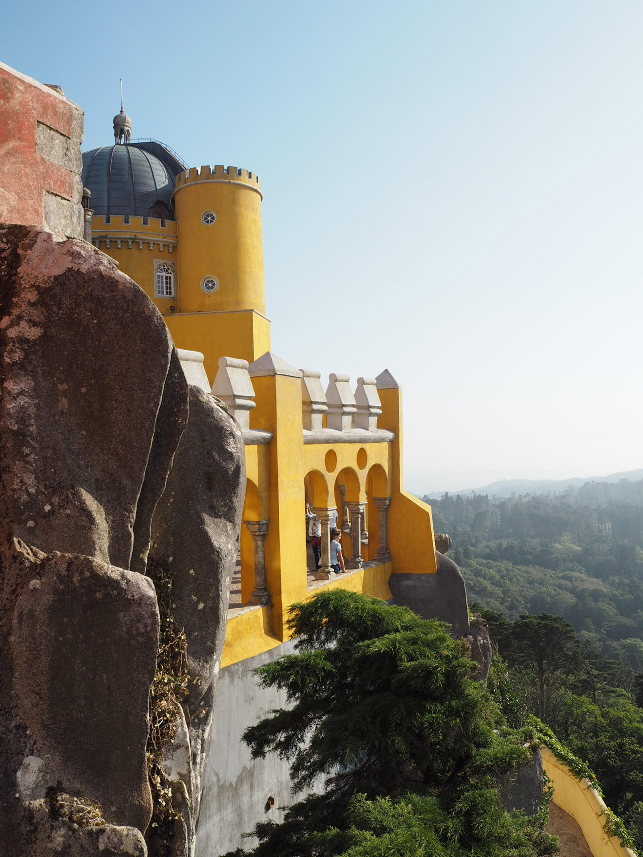 Comme une princesse sintra eat life with style for Jardin a sintra hermes