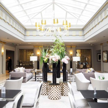 Sofitel, Sofitel Paris Le Faubourg, hôtel de luxe, Paris, Accor Hôtels