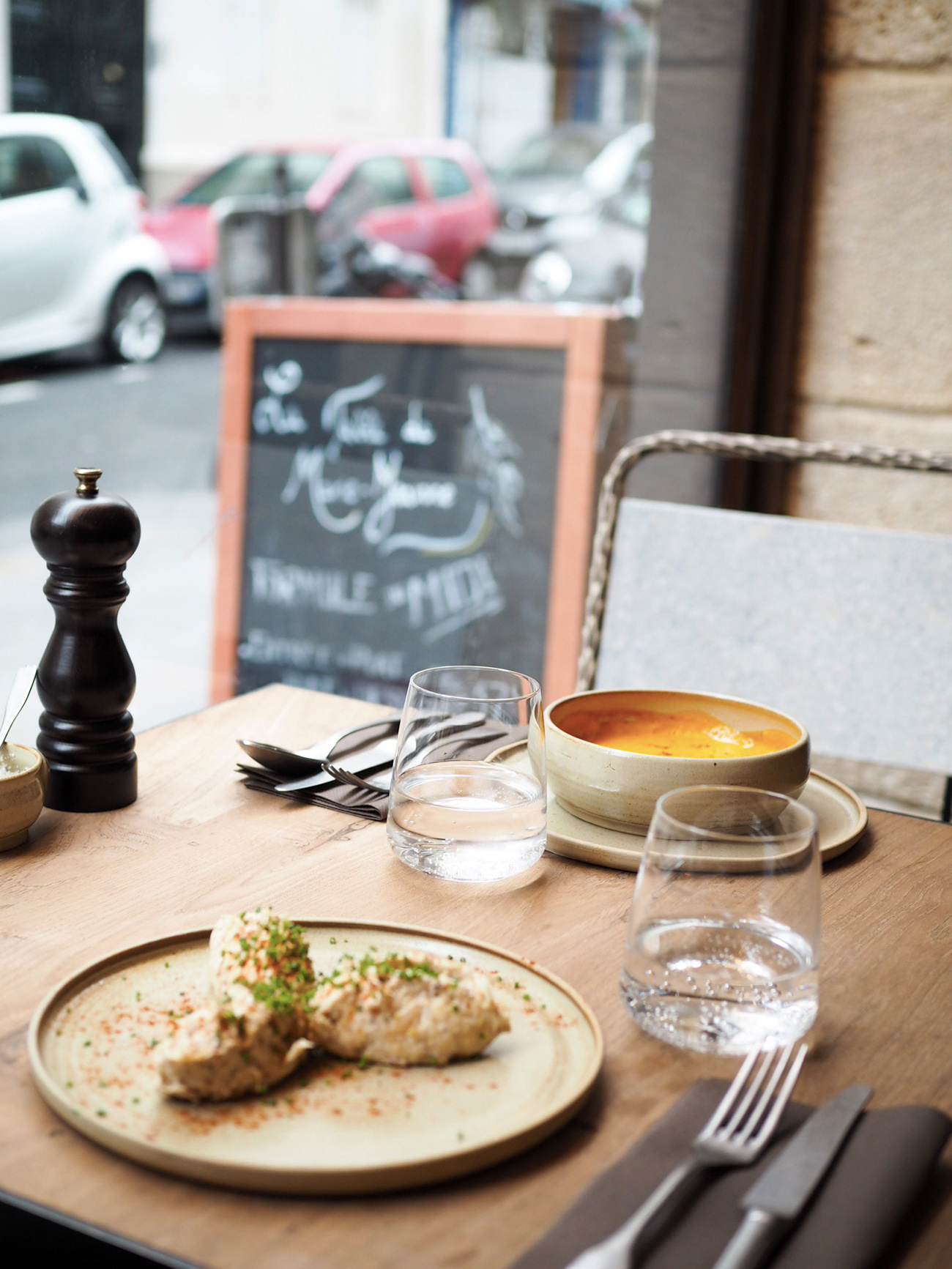 La Table de Marie-Jeanne, Paris, Corse, Restaurant, rôtisserie