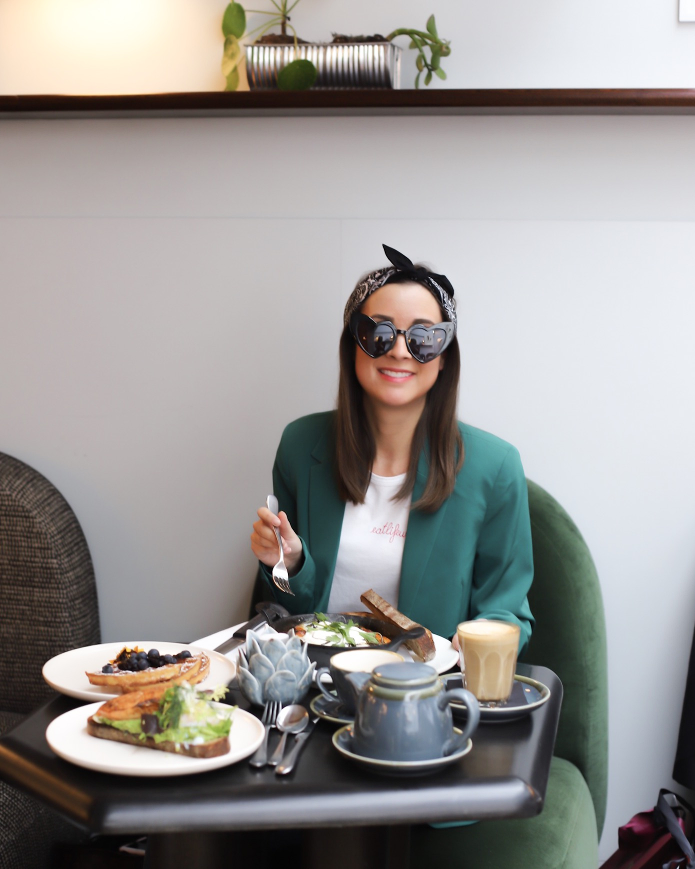 Henrietta Hotel, Covent Garden, Eat Life With Style, hôtel, londres, brunch