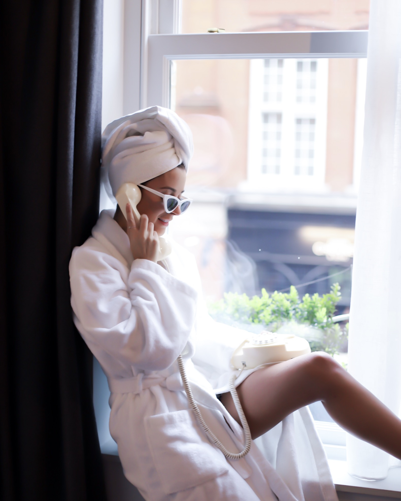Henrietta Hotel, Covent Garden, Eat Life With Style, hôtel, londres, room service