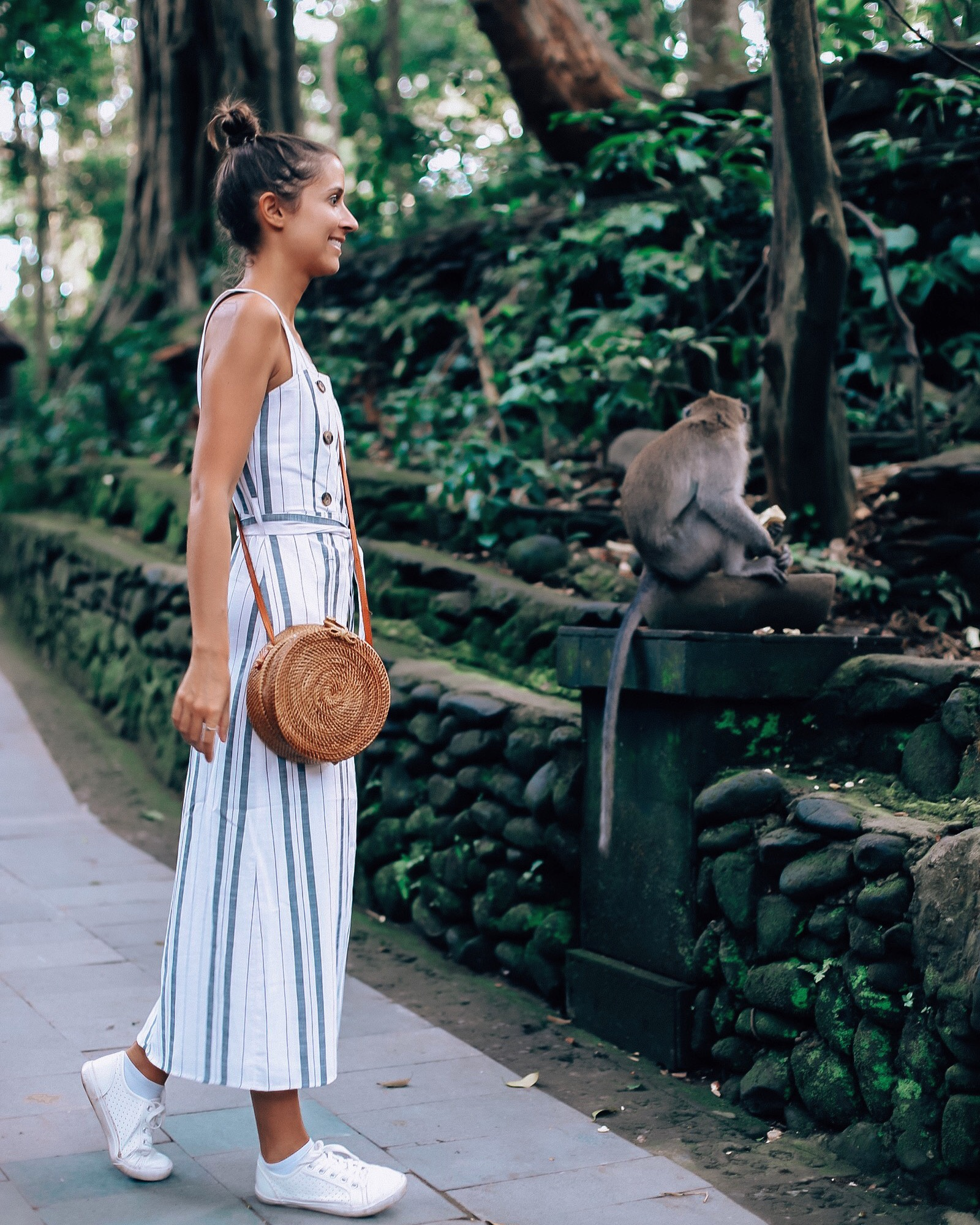 eat life with style, ubud, bali, Sacred Monkey Sanctuary
