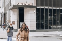 Staycation @ Andaz 5th Avenue