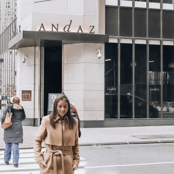 Andaz 5th avenue, new-work, eat life with style, hôtel, kiwi collection