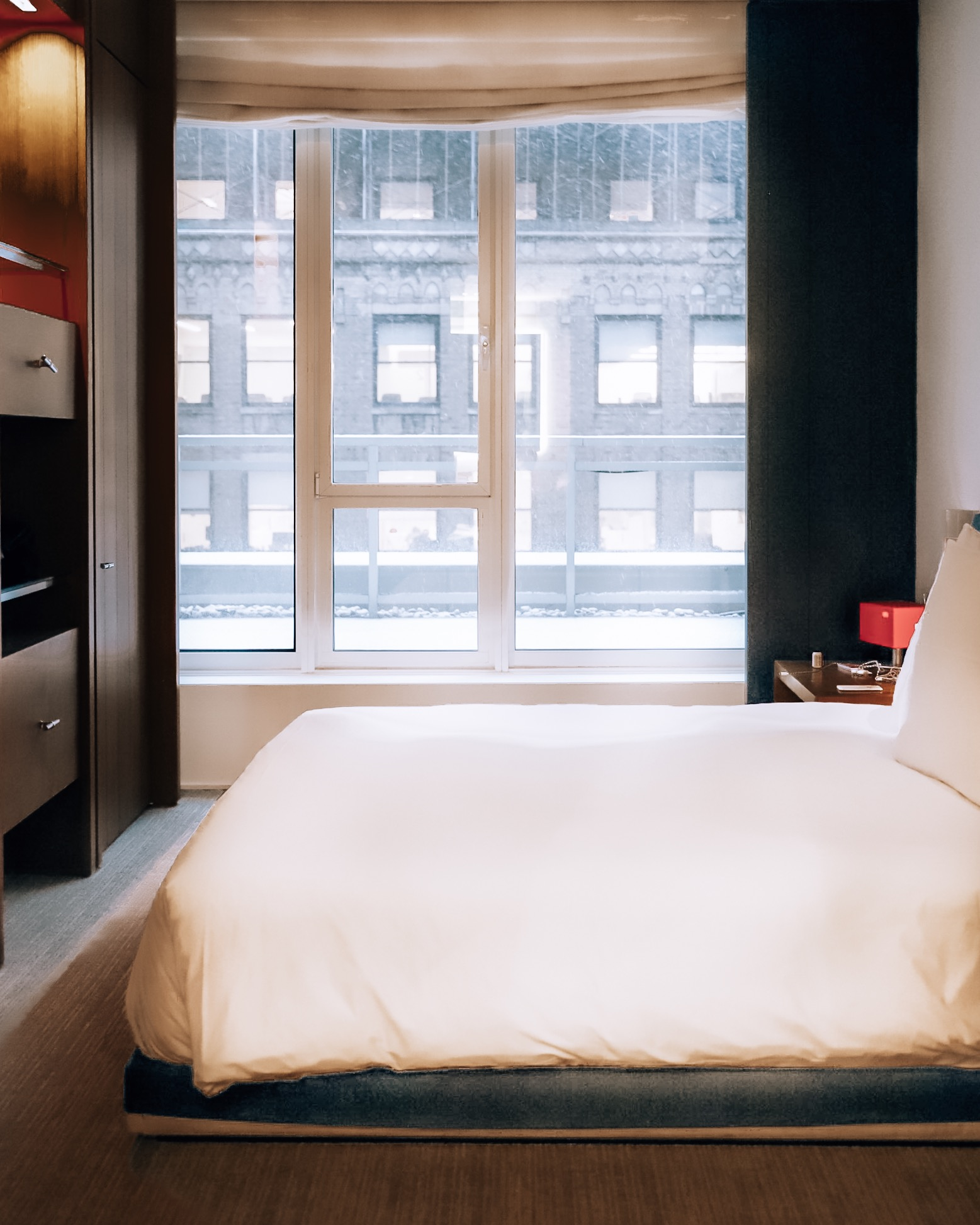 Andaz 5th avenue, new-work, hôtel, kiwi collection, suite, room
